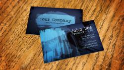 How to Create a Business Card Mockup Using Smart Objects in Photoshop